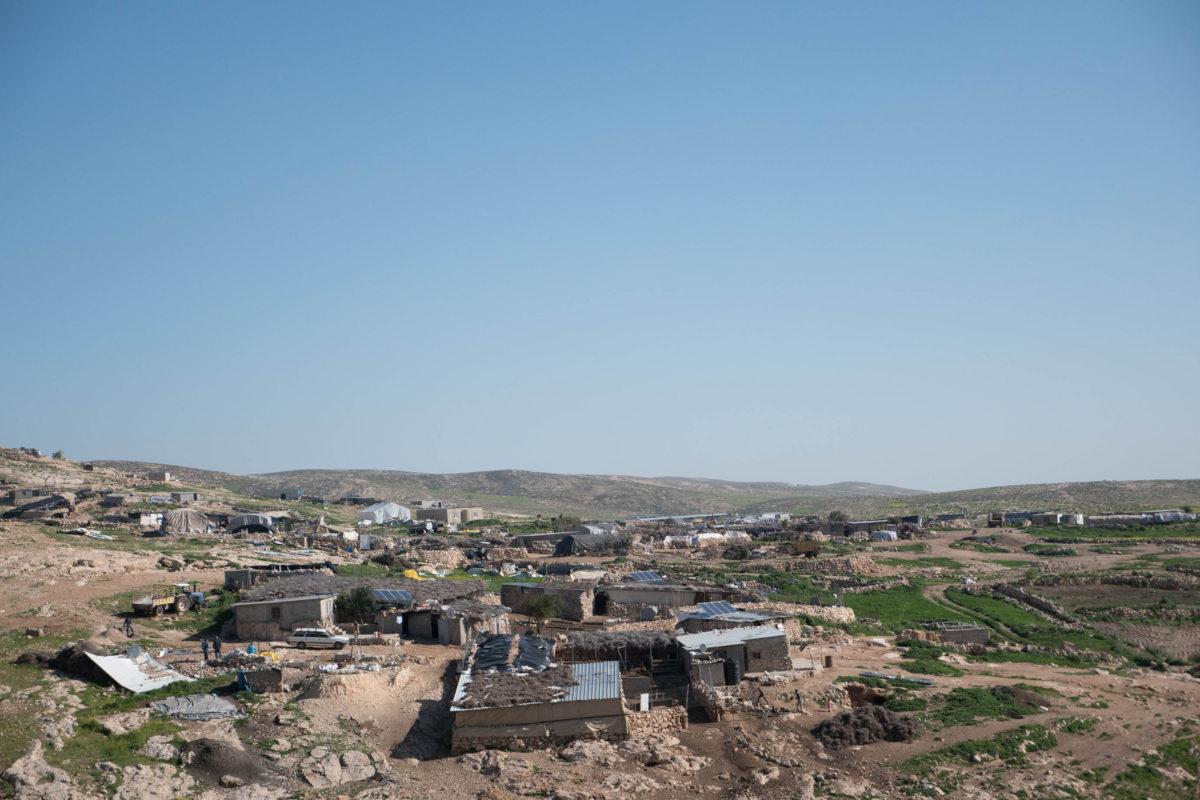 يوم في جنبا، القرية الفلسطينية الصغيرة التي توشك أن تصبح منطقة تدريب عسكري شاسعة للجيش الإسرائيلي